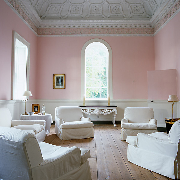 2019 Color Trends 5 Pale Pink Dream Painting Coral